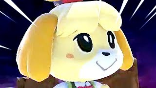 Download Super Smash Bros Ultimate All Characters Trailers & All Final Smashes So Far (Switch) Isabelle Video