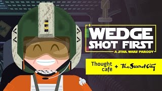 Download Wedge Shot First (A Star Wars Parody) Video