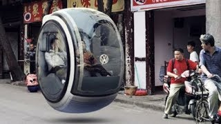 Download 10 Most Unusual Vehicles Video