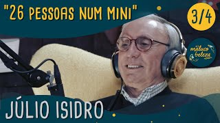 Download Júlio Isidro - ″26 pessoas num mini″ - MALUCO BELEZA (P3) Video