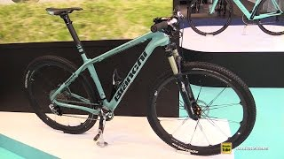 Download 2016 Bianchi Methanol SL Mountain Bike - Walkaround - 2015 Eurobike Video