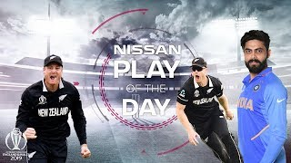 Download Nissan Play of the Day   India vs New Zealand   ICC Cricket World Cup 2019 Video