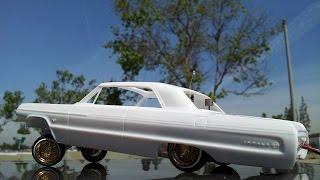 Download 1964 Impala SS lowrider on servos video 1 Video