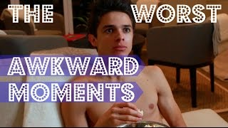 Download The Worst Awkward Moments.. | Brent Rivera Video