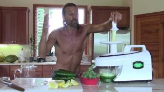 Download FREE JUICE RECIPES ~ HEAL ANY DISEASE WITH THIS GREEN JUICE! Video