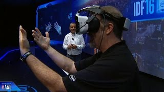 Download Intel announces untethered VR with Project Alloy (CNET News) Video