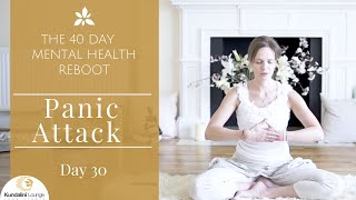 Download Stop Your Panic Attack - Yoga for Mental Health - Day 30 with Mariya Gancheva Video