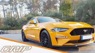 Download Generationenvergleich: Ford Mustang | GRIP Video
