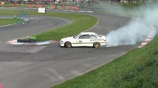 Download A beautiful mixture of drift and time attack - 1. Slalom BMW Lurauto Video