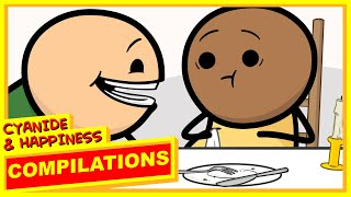 Download Cyanide & Happiness Compilation - #24 Video
