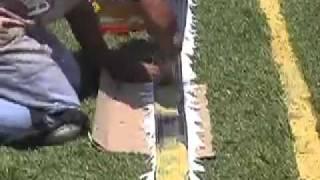 Download Estadio Jesus Romero Manzo. Instalacion Sporturf 2006. Video