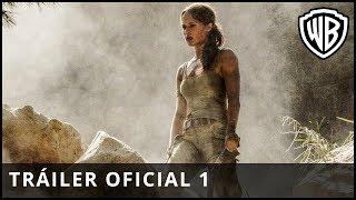 Download Tomb Raider - Tráiler Oficial 1 - Castellano HD Video