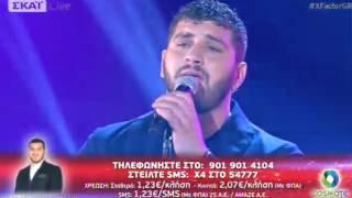 Download Χ FACTOR GREECE 2016   LIVE SHOW TWO   ΠΙΛΑΤΟΣ ΚΟΥΝΑΤΙΔΗΣ Video