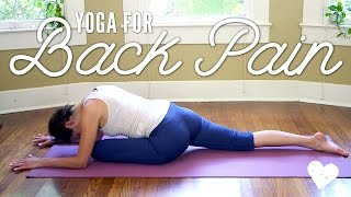 Download Yoga For Back Pain   Yoga Basics   Yoga With Adriene Video