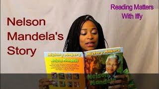 Download NELSON MANDELA'S STORY FOR KIDS Video
