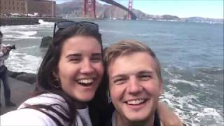 Download Work and travel USA - 2018 (Canada, West Coast, NYC...) Video