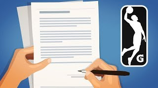 Download How NBA G League Contracts Work Video
