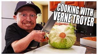 Download COOKING WITH VERNE TROYER | Verne's Vlogs Video