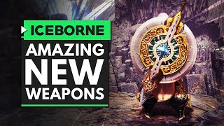 Download Monster Hunter World Iceborne | AMAZING NEW WEAPONS & Appreciation Festival Guide Video