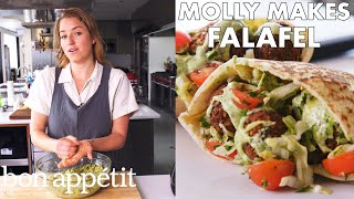 Download Molly Makes Fresh Herb Falafel | From the Test Kitchen | Bon Appétit Video