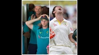 Download Smith hilarious reaction on Marsh hundred Video