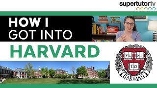 Download How I Got Into Harvard Video