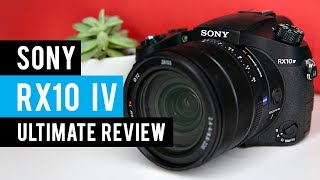 Download Sony RX10 IV Camera: Ultimate Review Video