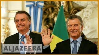 Download Bolsonaro in Argentina: Brazilian president's first visit Video