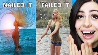 Download NAILED IT or FAILED IT CHALLENGE!! Video