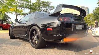 Download 1600HP Toyota Supra 2-Step Revs // Acceleration Video