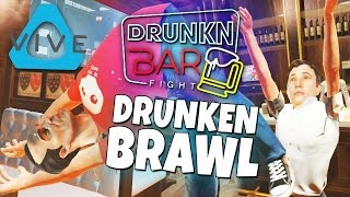 Download Drunkn Bar Fight - Gameplay Video