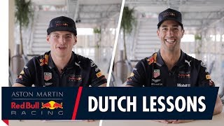 Download Max Verstappen's Dutch Language Lessons Video