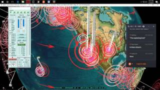Download 01/01/2017 - Nightly Earthquake Update + Forecast - West Pacific large EQ potential Video