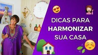 Download Dicas para Harmonizar sua Casa por Márcia Fernandes Video