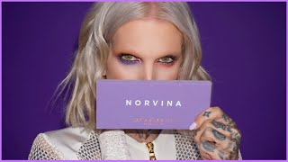 Download THE NORVINA PALETTE... Is It Jeffree Star Approved?? Video