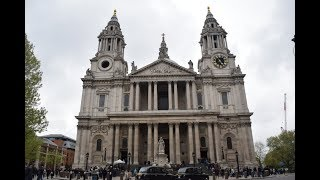 Download St Paul's Cathedral Tour - London Video