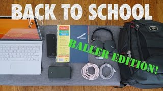 Download Awesome Back to School Tech 2016! (BALLER EDITION) Video