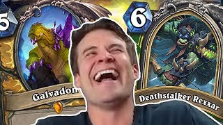 Download (Hearthstone) Galvadon VS Deathstalker Rexxar Video