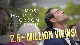 Download The BEST Groom Reactions to Their Brides!!! Video