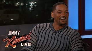 Download Will Smith on Aladdin & Turning 50 Video