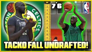 Download The REAL Reason TACKO FALL Went UNDRAFTED And COULD Play In The NBA Next Season! Video