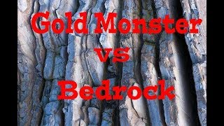 Download Detecting Bedrock Cracks With The Gold Monster! Video
