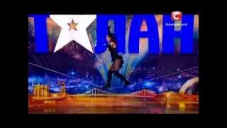 Download Dancing on the ROPE - Amazing!!! - Ukraine's Got Talent Video
