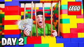 Download FIRST TO ESCAPE LEGO PRISON WINS $10,000! Video