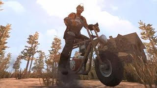 Download MINIBIKE COMPLETED! - 7 DAYS TO DIE #12 (Season 4) Video