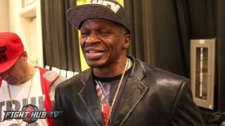 Download Mayweather Sr suggests Devin Haney handled Gervonta Davis in recent sparring Video