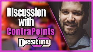 Download Discussing ContraPoint's 'Debating the Alt-Right' Video with ContraPoints - Destiny Debates Video