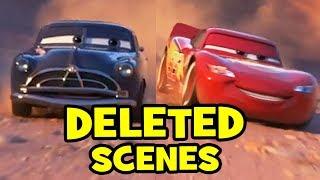 Download Cars 3 DELETED SCENES & Alternate Endings Video