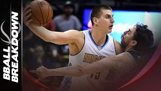 Download Why Nikola Jokic Is The Best Passing Center In The NBA Video