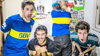 Download Boca 0 Palmeiras 2 | Copa Libertadores 2018 | Reacciones de Amigos Video